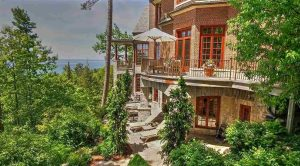 Harbor Springs mansion, most expensive homes in Michigan