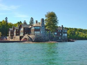 Marquette lake home, most expensive homes in Michigan